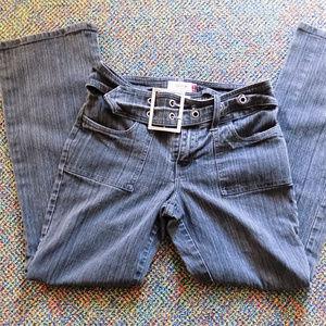 Jordache Low-Rise Stretch Jeans